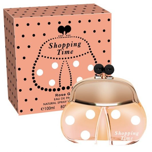 Tiverton Shopping Time Orange EdP Női Parfüm 100ml