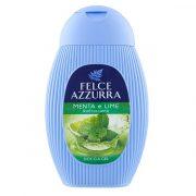 Felce Azzurra Menta és Lime Tusfürdő 250ml