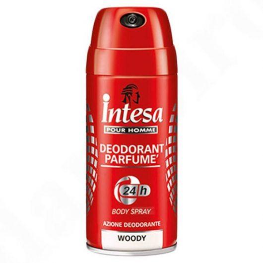 Intesa Pour Homme Woody Parfüm Dezodor Férfiaknak