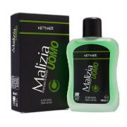 Malizia Uomo Vetyver After Shave Tonic 100ml