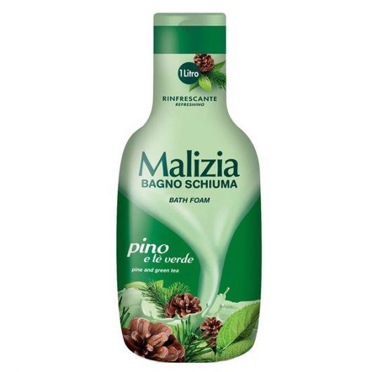 Malizia Zöld Fenyő Habfürdő 1000ml