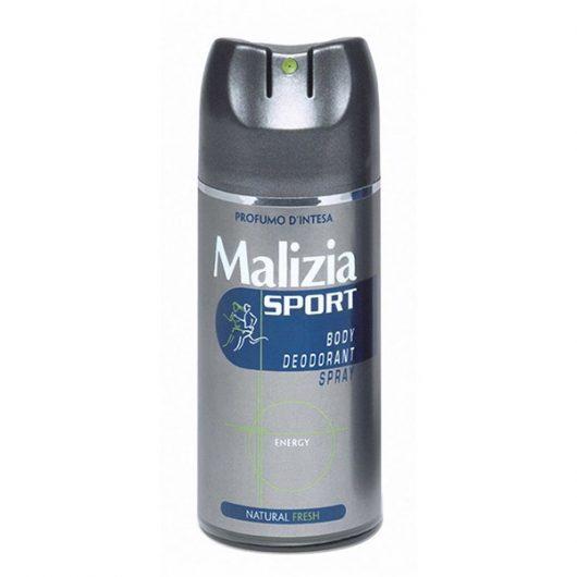 Malizia Sport Energy Unisex Dezodor 150ml
