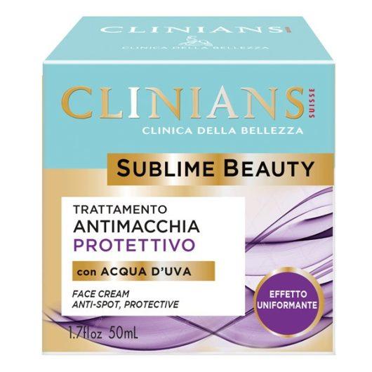 Clinians Sublime Beauty Ránctalanító Krém Vörös Szőlő Kivonattal 50ml