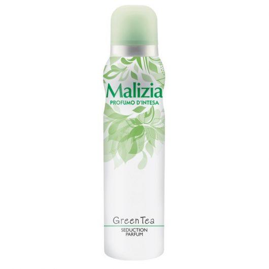 Malizia Perfumo D'Intesa Green Tea Parfüm Dezodor Hölgyeknek 100ml