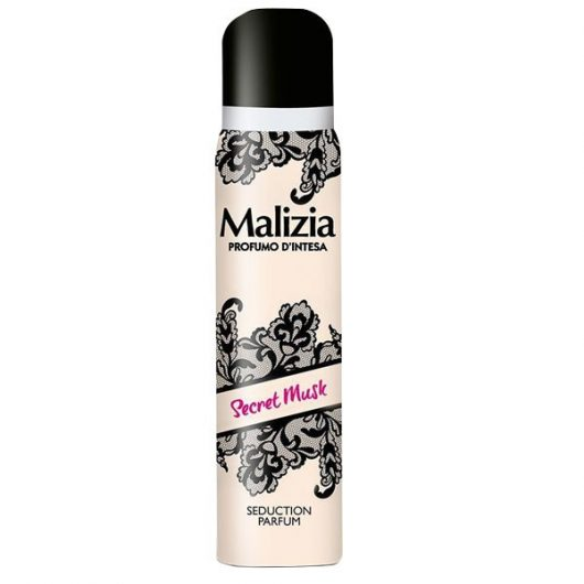 Malizia Perfumo D'Intesa Secret Musk Parfüm Dezodor Hölgyeknek 100ml