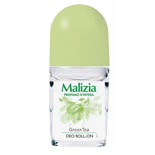 Malizia Perfumo D'Intesa Green Tea Roll-On Deo Hölgyeknek