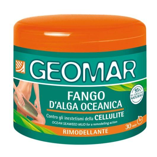 Geomar Fango D'Alga Narancsből Elleni Bőrpakolás Óceáni Moszat Kivonattal 650g