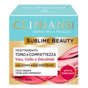 Clinians Sublime Beauty Ránctalanító Krém 50ml