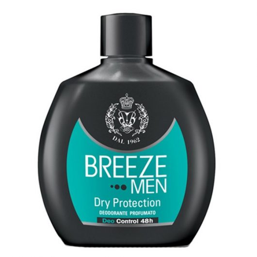 Breeze Men Dry Protection Parfüm Deo Squeeze 100ml
