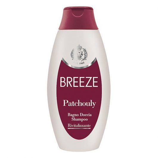 Breeze Patchouly Tusfürdő és Sampon 400ml