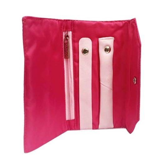 Clinians Rózsaszín Kozmetikai Neszeszer