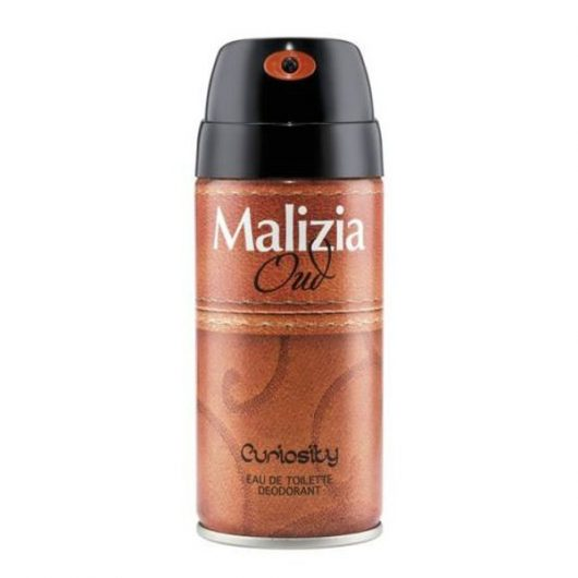 Malizia Oud Curiosity Férfi Dezodor 150ml