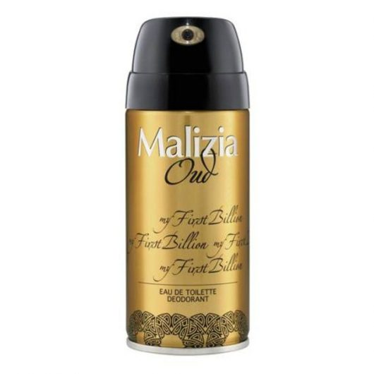 Malizia Oud My First Billion Férfi Dezodor 150ml