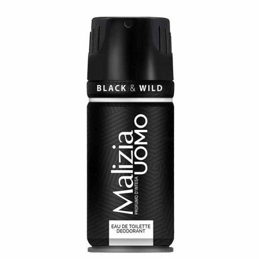Malizia Uomo Black and Wild Dezodor Férfiaknak 150ml