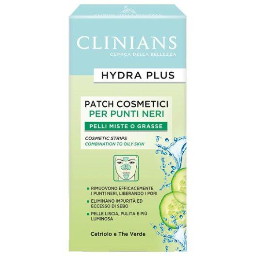 Clinians Hydra Plus Kozmetika-Pórustisztító Tapasz 8db