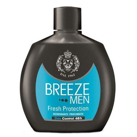 Breeze Men Fresh Protection Parfüm Deo Squeeze 100ml