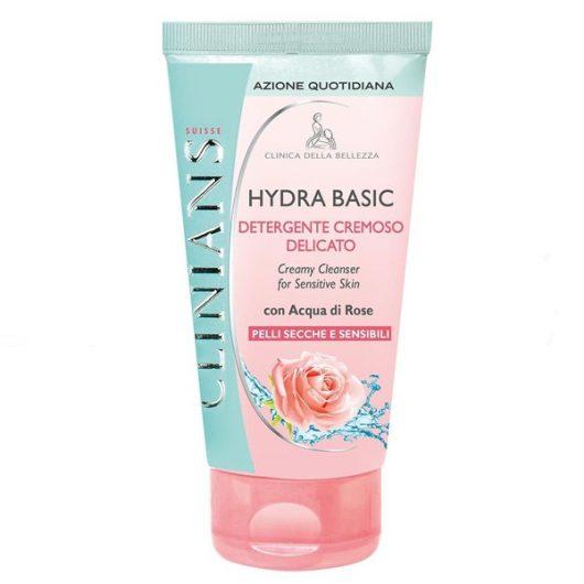 Clinians Hydra Basic Arctisztító Krém Érzékeny Bőrre 150ml