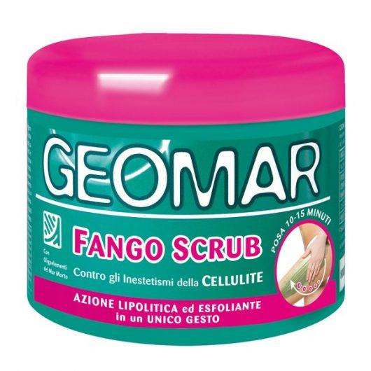Geomar Fango Scrub Narancsbőr Elleni Pakolás 600g