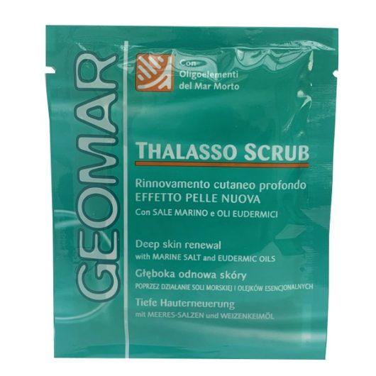 Geomar Thalasso Scrub Bőrfrissítő Bőrradír 40g
