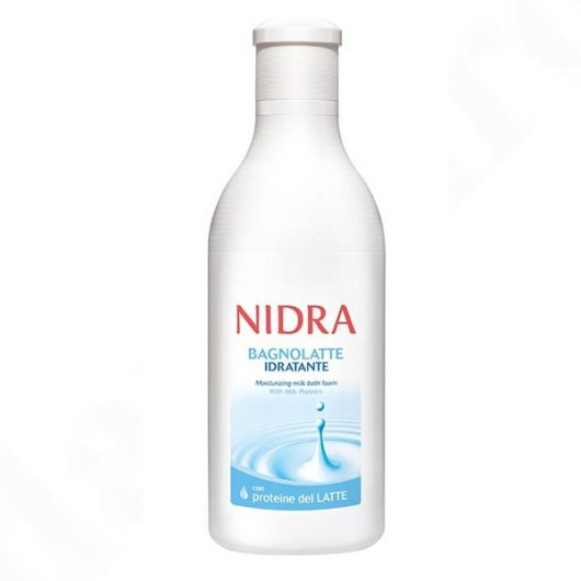 Nidra Habfürdő Tejproteinnel  750ml