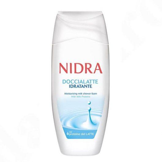 Nidra Tusfürdő Tej Protein Kivonattal 250ml