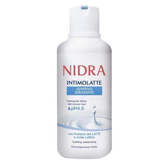 Nidra Antibakteriális Intim Szappan Tejproteinnel 500ml