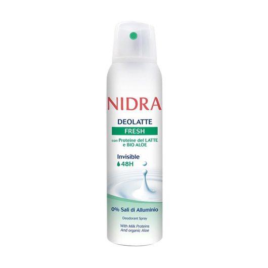 Nidra Fresh Bio Aloe Hidratáló Dezodor 150ml