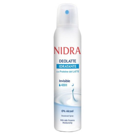 Nidra Hidratáló Dezodor Tejproteinnel 150ml