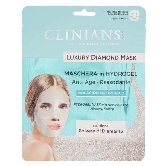Clinians Luxury Diamond Öregedésgátló Bőrfeszesítő Maszk 25ml