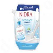 Nidra Folyékony Szappan Utántöltő Tejproteinnel 1000ml