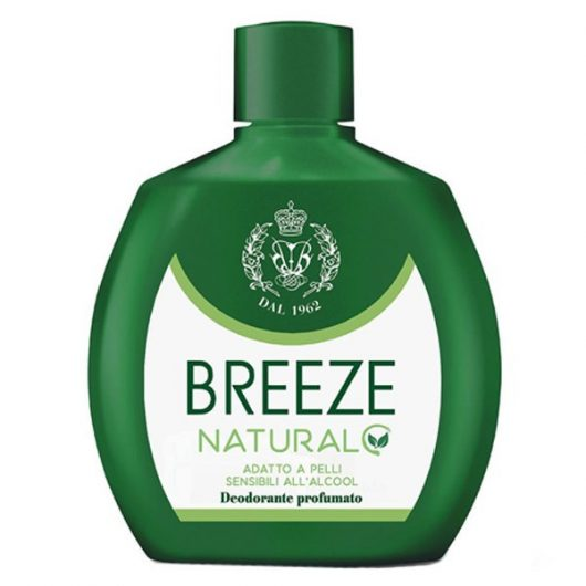 Breeze Natural Alkoholmentes Parfüm Deo Squeeze 100ml