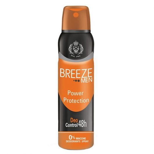 Breeze Men Power Protection Férfi Dezodor 150ml
