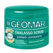 Geomar Thalasso Scrub Bőrsimító Hatású Bőrradír 600g