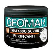 Geomar Thalasso Scrub Tisztító Hatású Bőrradír 600g
