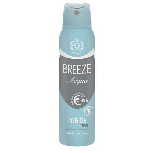 Breeze Acqua Invisible Fresh Dezodor 150ml