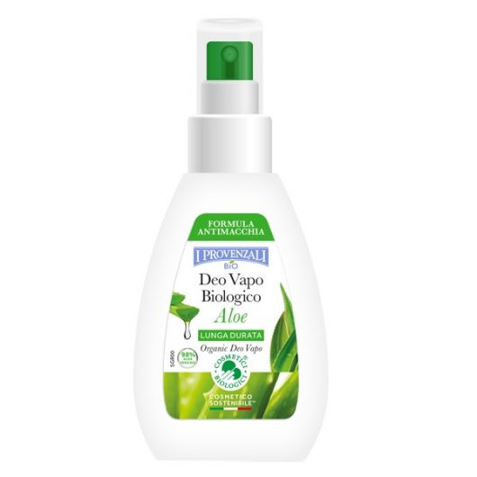 I Provenzali Bio Aloe Vera Pumpás Deo Spray 75ml