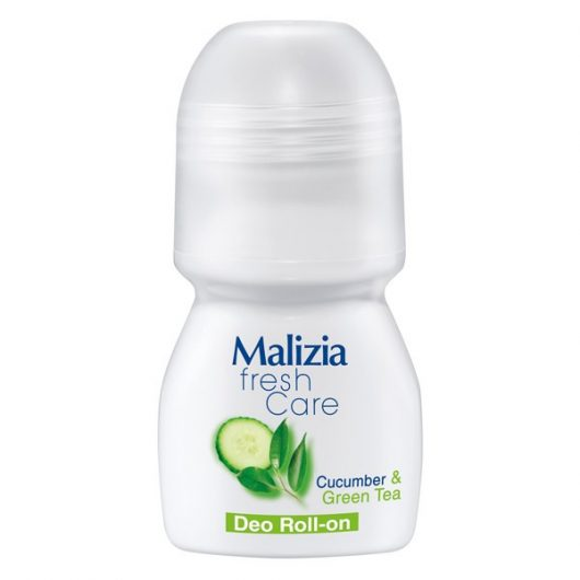 Malizia Fresh Care Uborka és Zöld Tea Kivonatos Deo Roll-On 50ml