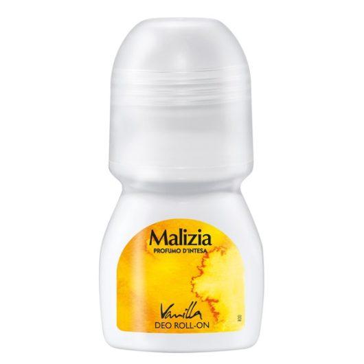 Malizia Perfumo D'Intesa Vanilla Roll-On Deo Hölgyeknek - Plastic