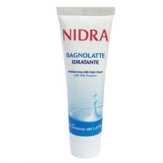 Nidra Hidratáló Habfürdő Tejproteinnel 50ml