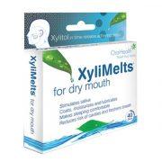 XyliMelts Adhezív Tabletta Szájszárazságra