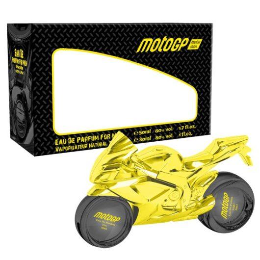 Tiverton MotoGP Sárga EdP Férfi Parfüm 80ml