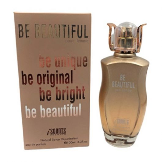 IScents Be Beautiful EdP 100ml Női Parfüm