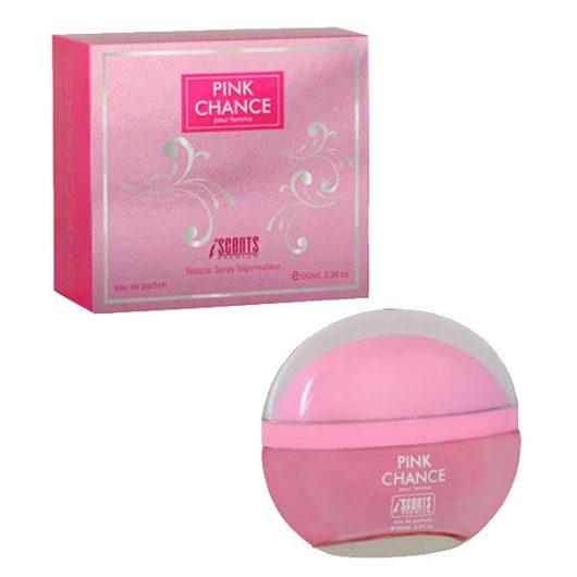 IScents Pink Chance EdP Női Parfüm 100ml