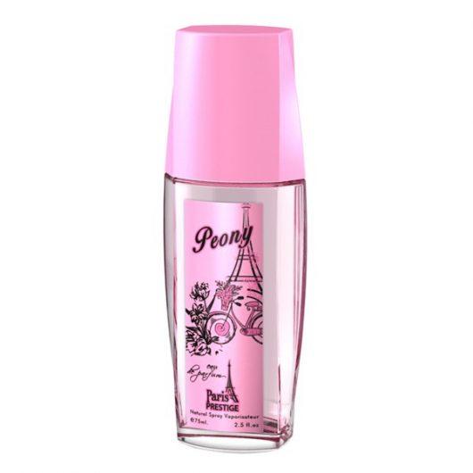 Paris Prestige Peony Natural Spray Hölgyeknek 75ml