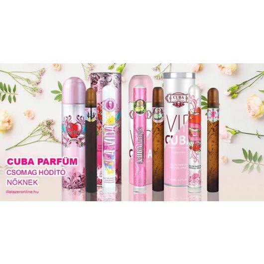 Cuba Parfüm Csomag Hódító Nőknek