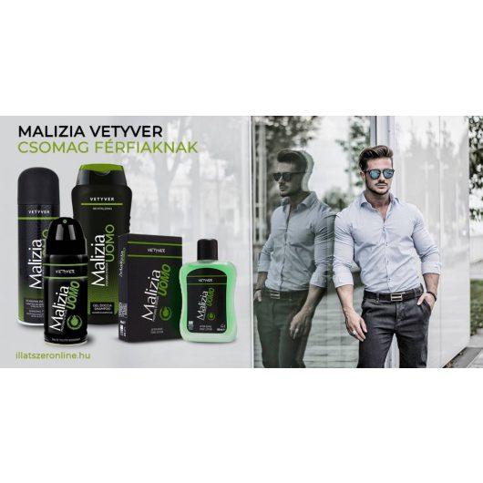 Malizia Vetyver Csomag Férfiaknak